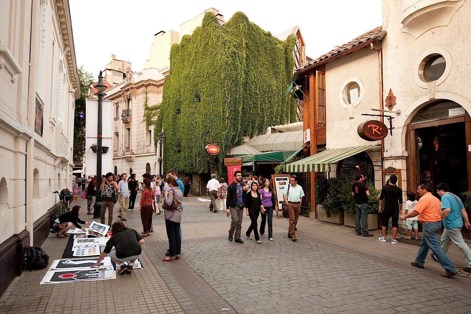 barrio bellas artes